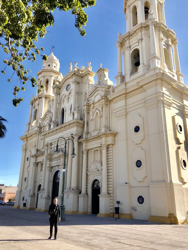 11 ngày du ngoạn Mexico của nhà thiết kế Đức Vincie