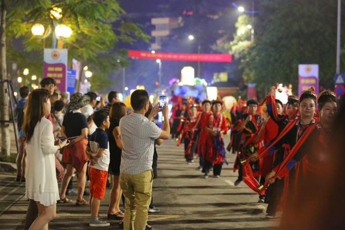 Lễ diễu hành Carnaval diễn ra ở Hạ Long - 5