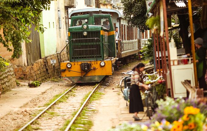5 điểm chụp hình đẹp ở Đà Lạt lên phim `Tháng năm rực rỡ`