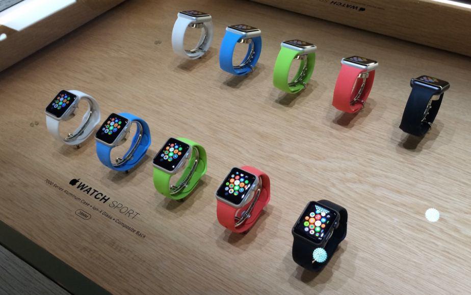 Apple Watch,Smartwatch,Apple,Xiaomi