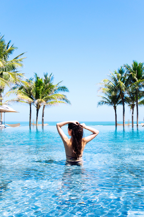 Fusion Maia là khu nghỉ dưỡng siêu sang trọng ngay sát biển được chấm điểm khá cao từ những trang đánh giá du lịch uy tín.
