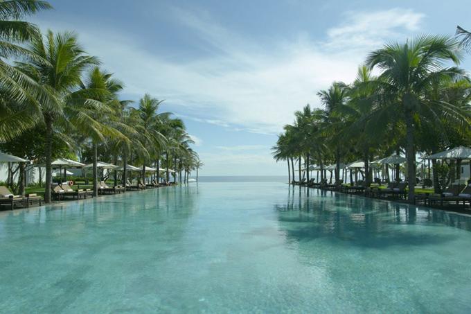 Ba bể bơi ở Việt Nam lọt top đẹp nhất thế giới