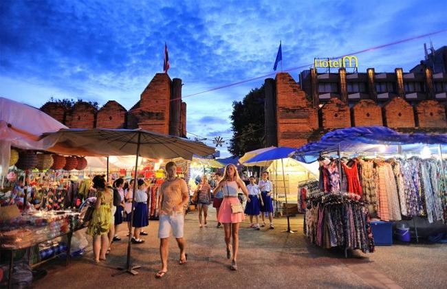 Du khách tới Chiang Mai (Thái Lan) có thể bay thẳng từ Hà Nội
