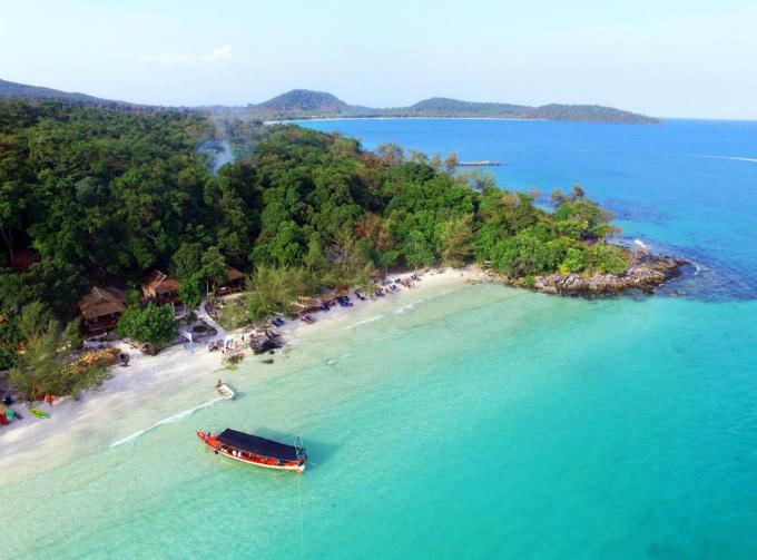 Những thiên đường biển đảo tại Campuchia, sát vách Việt Nam - 1