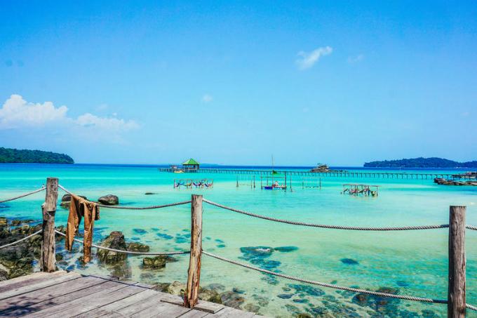 Những thiên đường biển đảo tại Campuchia, sát vách Việt Nam - 3
