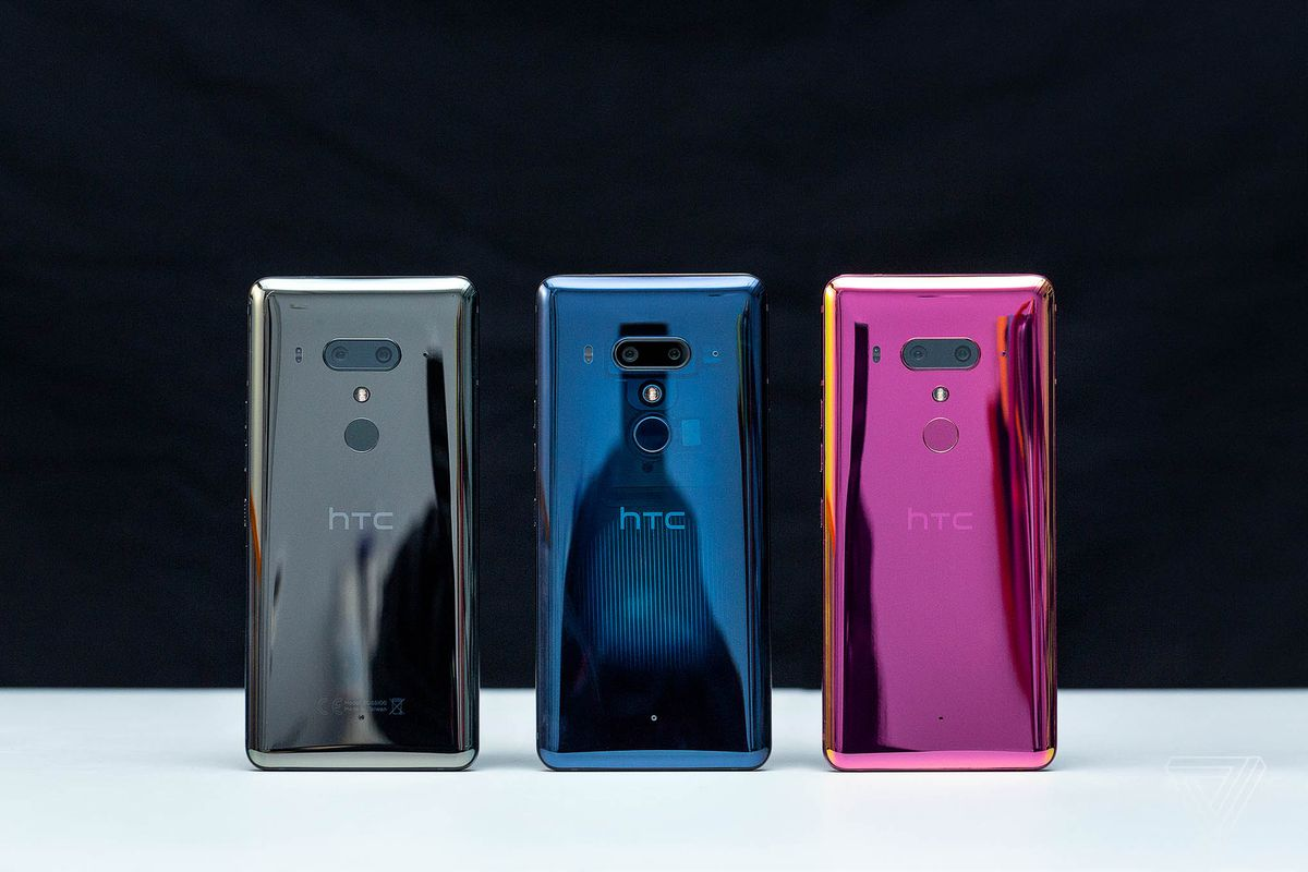 HTC,Điện thoại HTC,HTC U12+