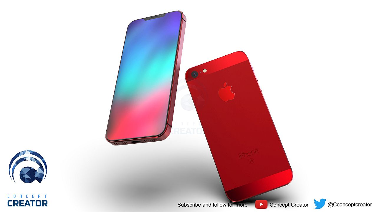 iPhone SE2,iPhone SE,iPhone,Điện thoại iPhone