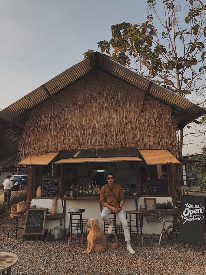 Mẫu nam Next Top gợi ý hai điểm tới lãng mạn tại Chiangmai