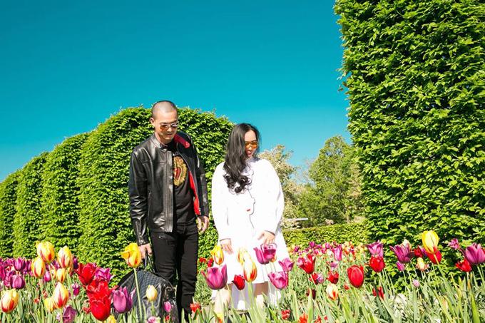 Sao Việt nô nức đến Hà Lan ngắm mùa hoa tulip xa sỉ nao lòng - 8
