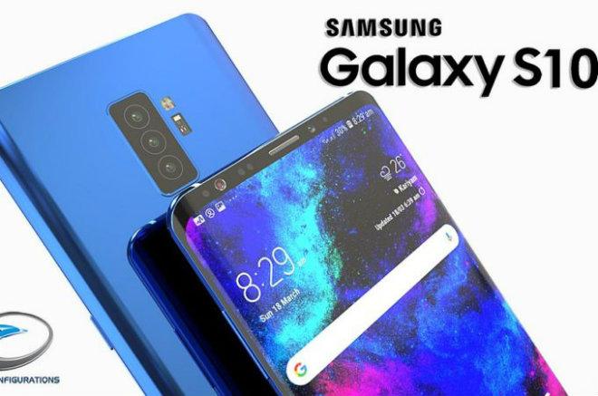 Tên gọi đặc biệt của Samsung Galaxy S10