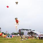 Tham gia lễ hội `Diều Gamuda 2018` tại công viên Yên Sở, Hà Nội