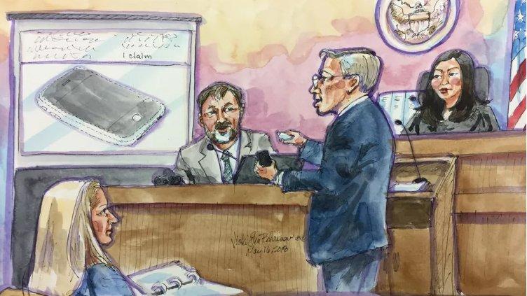 Thắng kiện, Apple nhận khoản bồi thường `khủng` từ Samsung