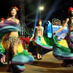 Thưởng thức tiết mục biểu diễn của nghệ sĩ nổi tiếng tại Carnaval Hạ Long 2018