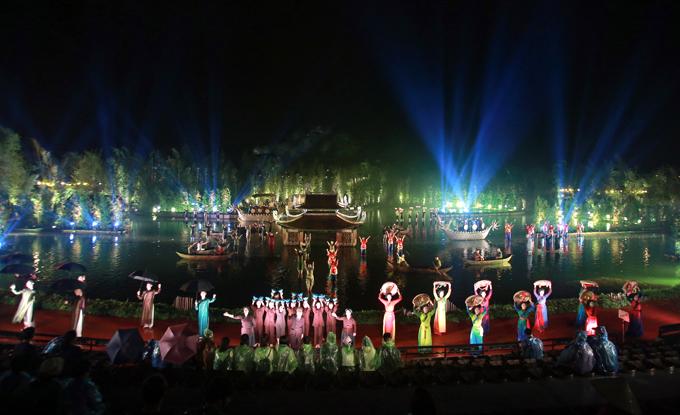 `Tinh hoa Bắc Bộ` – sân khấu văn hóa khác biệt cho khách du lịch Hà Nội