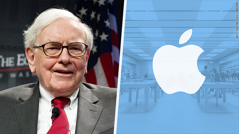 Warren Buffet,Apple,iPhone,cổ phiếu Apple