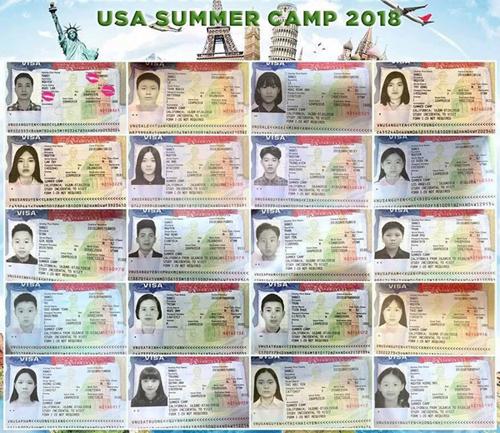 Thầy Nguyễn Ngọc Lâm chia sẻ kinh nghiệm xin visa sau lúc đã tự xin cho bản thân và xin cho nhóm học sinh dự trại hè tại Mỹ.