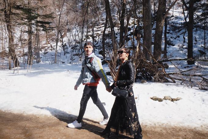 Văn Mai Hương khám phá các điểm quay phim Hàn hot nhất tỉnh Gangwon