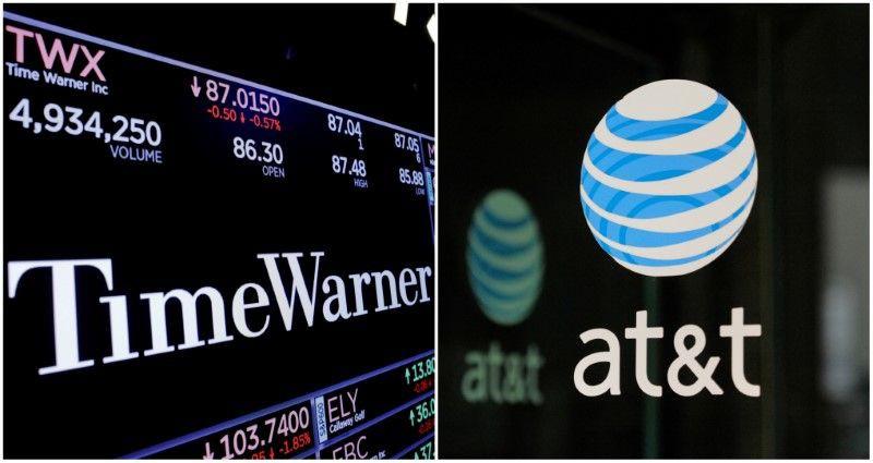 AT&T được quyền thâu tóm Time Warner với giá 85 tỉ USD