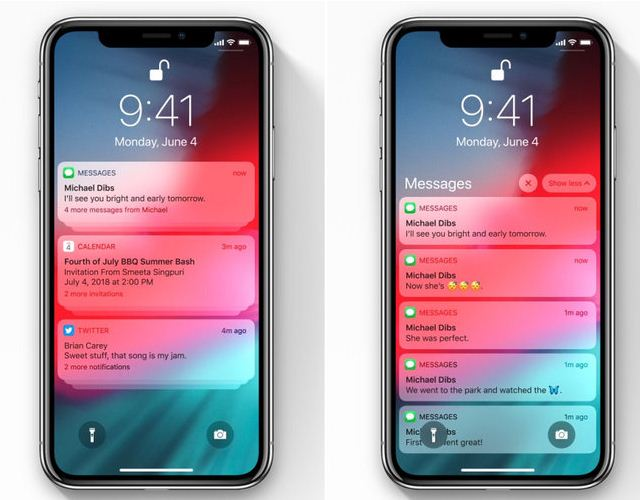 iOS 12,iPhone,Apple