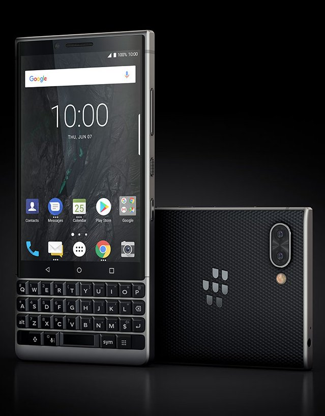 BlackBerry Key2,BlackBerry,BlackBerry KeyOne