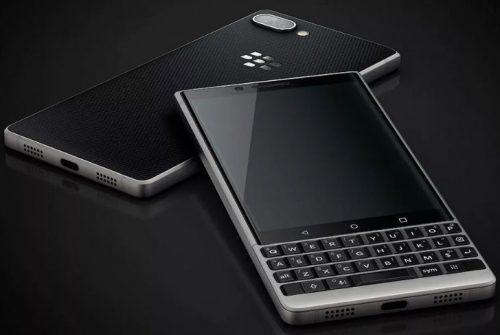 BlackBerry Key2 lộ diện với thiết kế sang chảnh và cực chất
