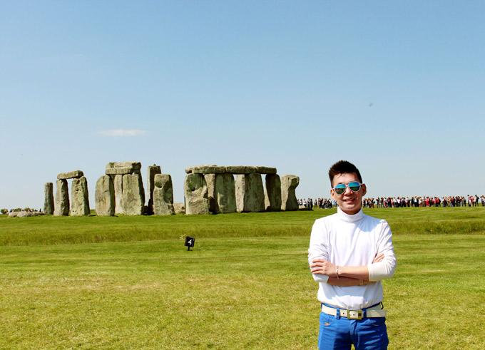 Đoan Trường khám phá những địa danh nổi tiếng ở Anh - 5