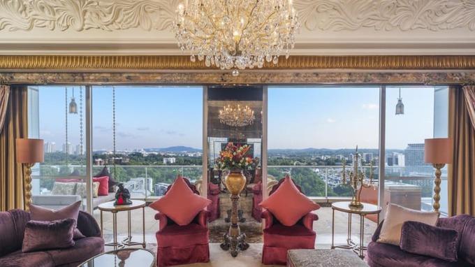 Khách sạn xa hoa nơi Kim Jong Un lưu lại tại Singapore