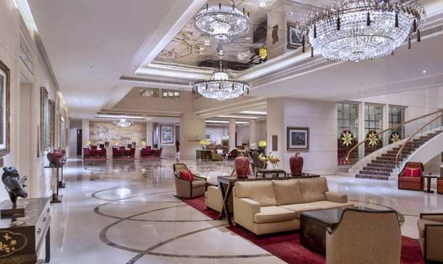 Khách sạn xa hoa nơi Kim Jong Un lưu lại ở Singapore