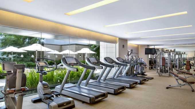 Khách sạn xa hoa vị trí Kim Jong Un lưu lại ở Singapore