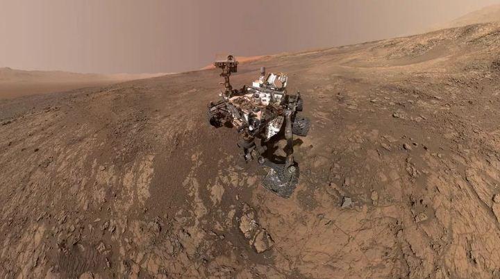 NASA gây sốc khi tìm thấy bằng chứng sự sống trên Sao Hỏa