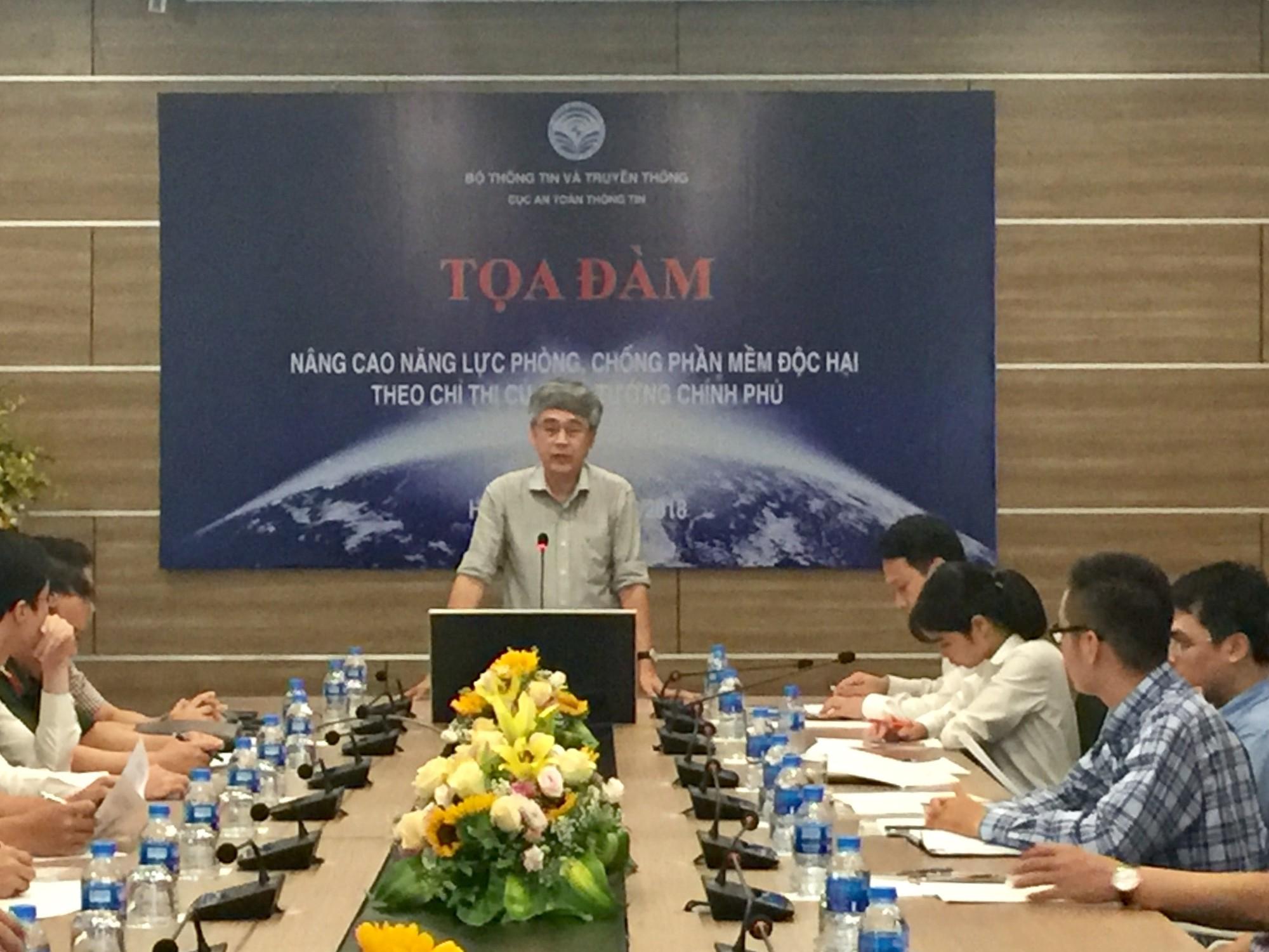 Việt Nam, `thị trường tiềm năng` của mã độc