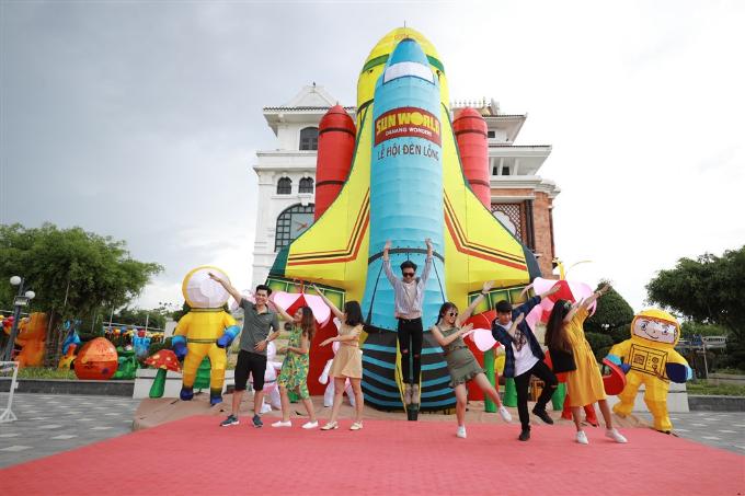 Sun World xác lập kỷ lục Guinness với Mô hình Đèn lồng to nhất Việt Nam (em xin edit) - 9